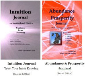 Abundance & Prosperity Journal and Intuition Journal