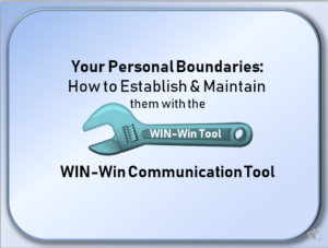 How to Establish & Maintain Personal Boundaries