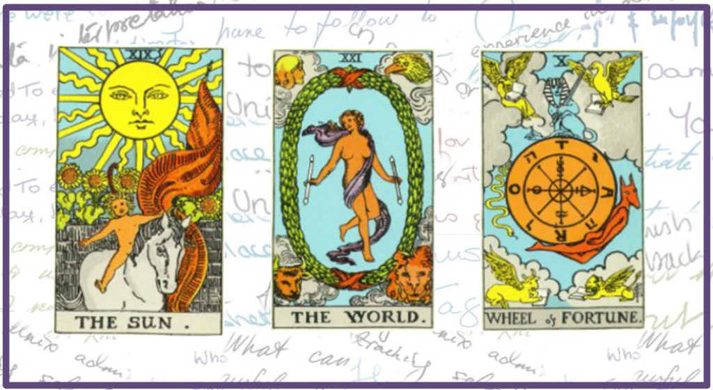 Handwriting and Tarot