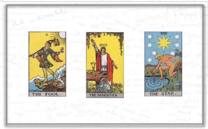 Tarot and Handwriting