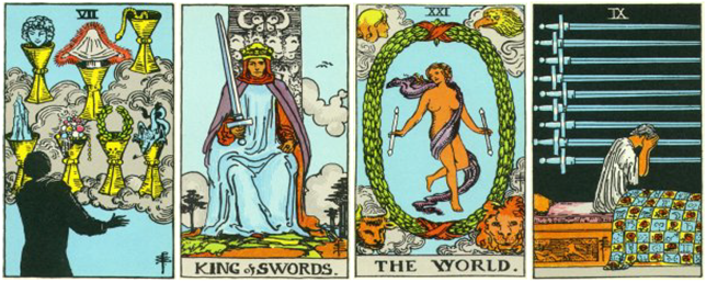 How can  I boost my energy levels past, present, obstacle, future tarot spread.