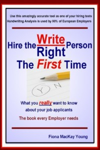 Hire the Right/Write Person the First Time