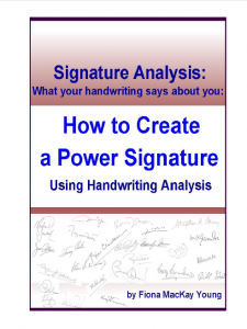 How to Create a Power Signature