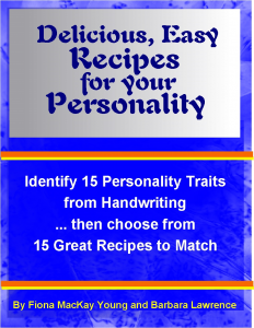 Delicious, Easy Recipes for your Personality